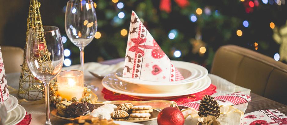 Avoiding the festive food temptations!