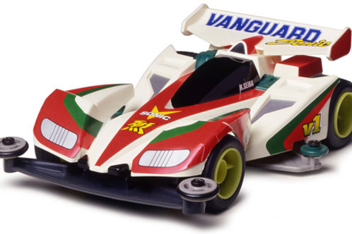 Vangard Sonic ( Super 1 Chassis )
