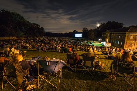 Summer Nights Film Festival t Wollaton Hall