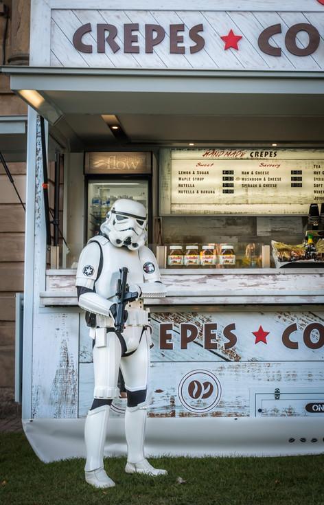 Star Wars at Wollaton Hall