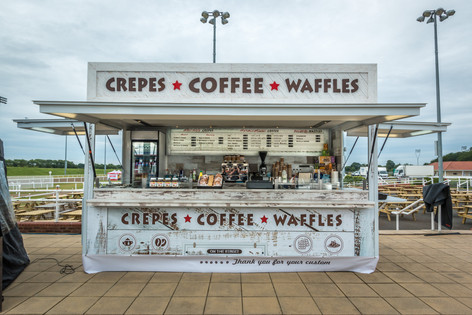 Coffee - Crepes - Waffles