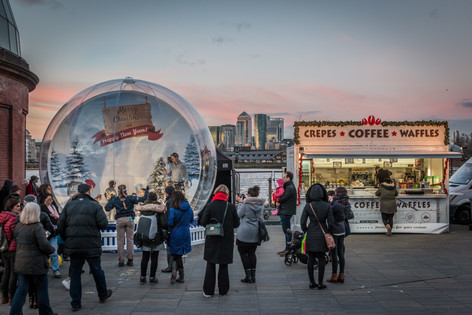 Greenwich Christmas Time