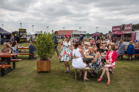 Ladies Day at Chelmsford Race Course