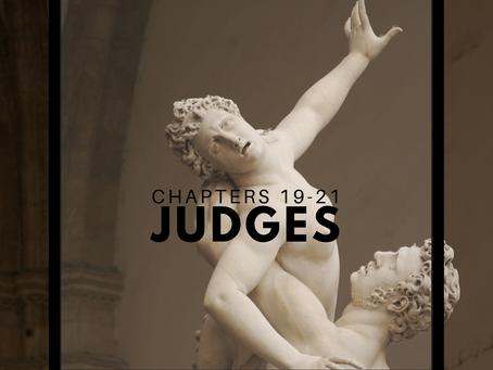 Judges | 19-21