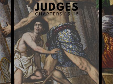 Judges | 15-16
