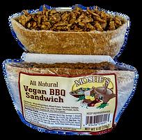 Moshe's Foods BBQ Pita