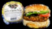 Moshe's Foods Lentin & Quinoa Burger