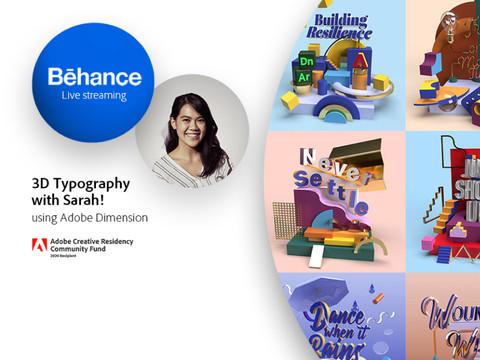 Behance 3D Workshop