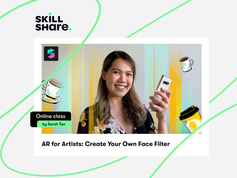 AR for Artists: Create Your Own Face Filter