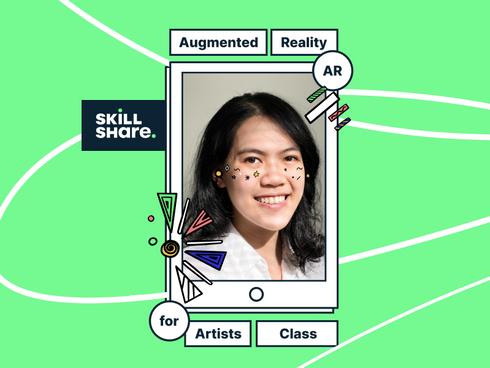 SkillShare Class: AR for Artists