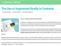 AR in Contracts