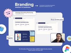 Branding Workshop (Virtual)