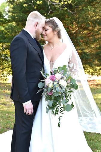 Beautiful Wedding in Smithfield, Virginia.