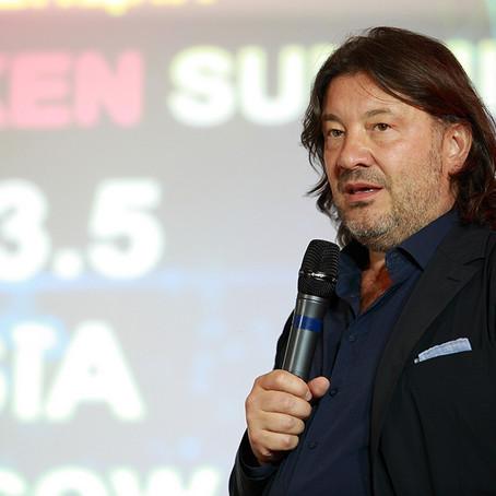 Speaker - Alexander Shulgin Global Token Summit 2.0.3.5