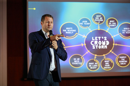 "Dirk Ahlborn ""Global Token Summit 2.0.3.5"""