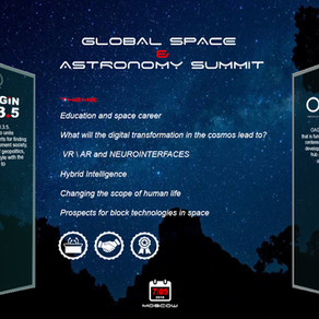 Global Space & Astronomy Summit 2.0.3.5 / Moscow