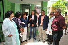 Diputados pedirán al Ministerio de Salud construcción de hospital en municipio de Bonao, provincia M