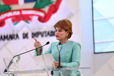 Discurso de Rendición de Cuenta  2015-2016  de la honorable Diputada Lucía Medina Sánchez
