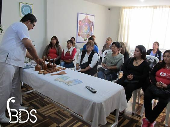 Taller Maderoterapia - Reductor