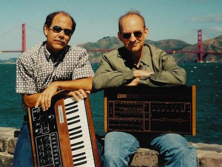 Dave Smith and Roger Linn talk shop