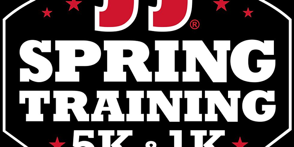 JJ Spring Training 5k & 1K 3/20