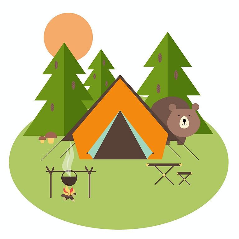 Bearfoot Family Camping Retreat 3/28-3/29