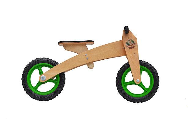 Woodbike 2em1 (verde)