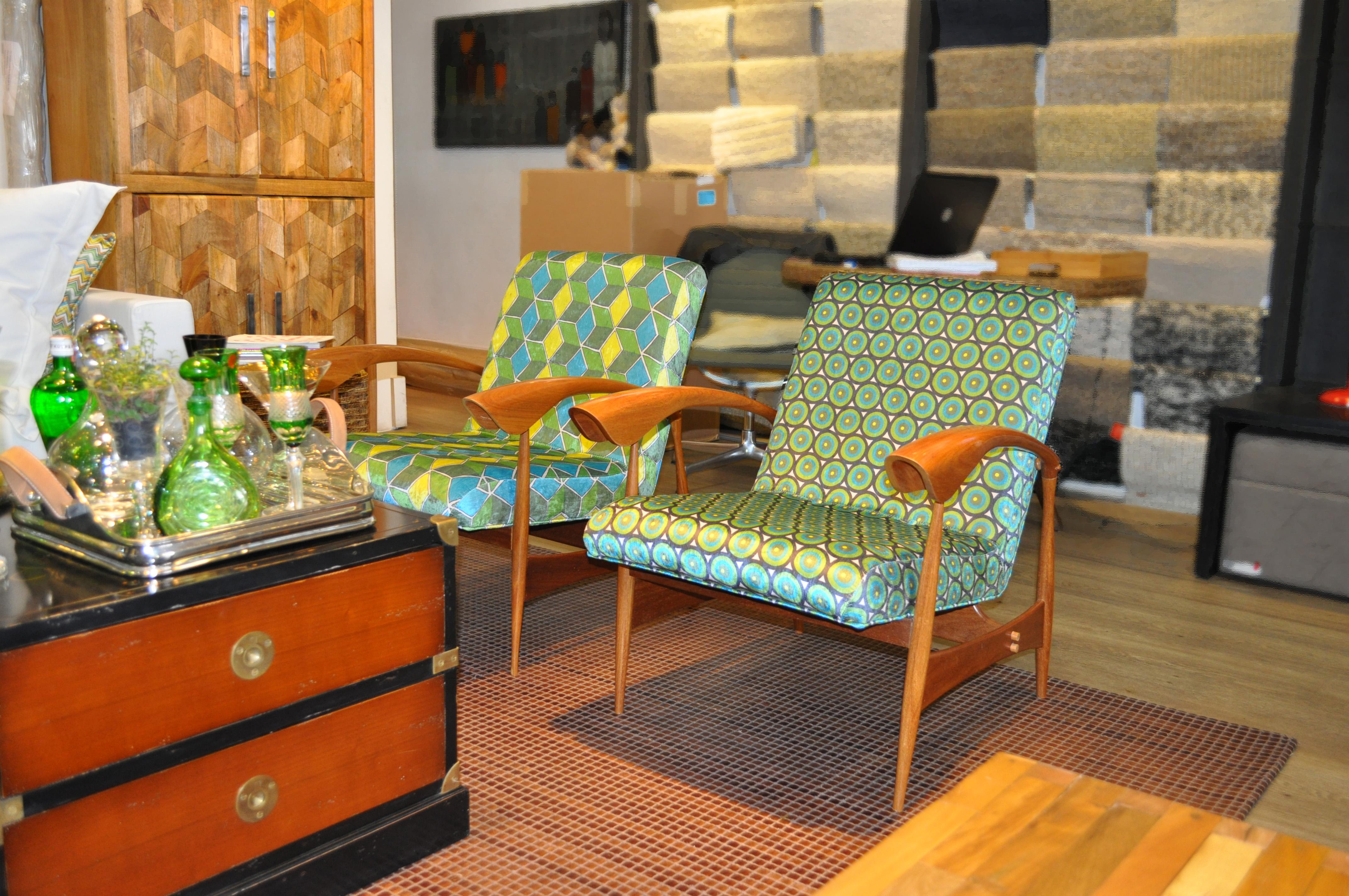 Cadeiras Anos 50