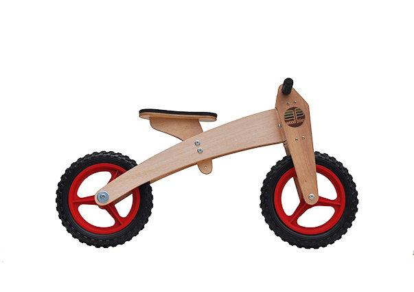 Woodbike 2em1 (vermelha)