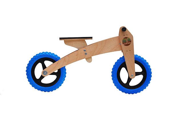Woodbike 2em1 (azul)