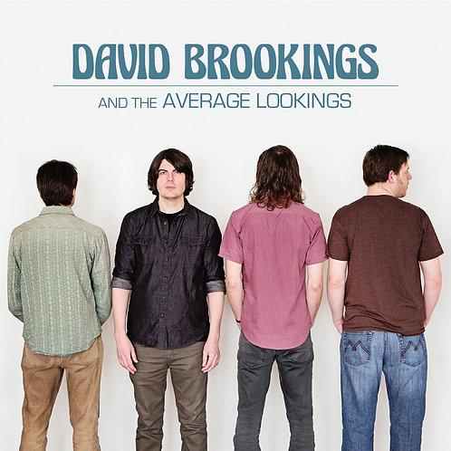 David Brookings and the Average Lookings (CD)