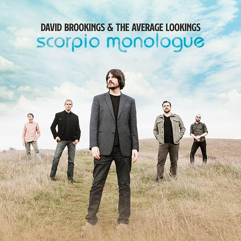 Scorpio Monologue (CD)