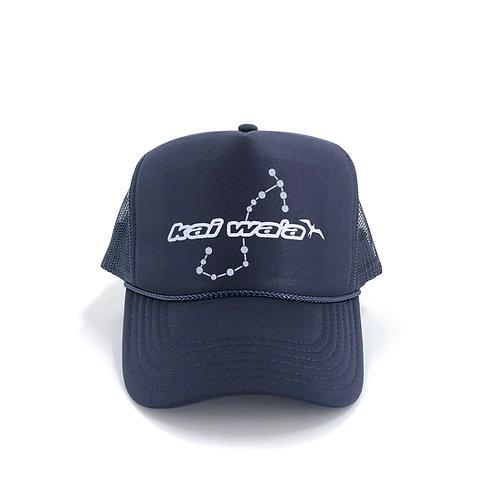 Kai Waʻa Scorpius Trucker Hat