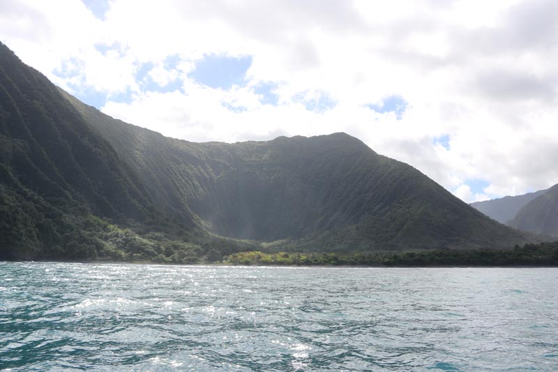 Kaiwa'a Team escapes to Molokai for some rest and relaxation.