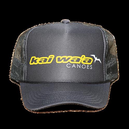 Kai Wa'a Canoes Trucker Hat