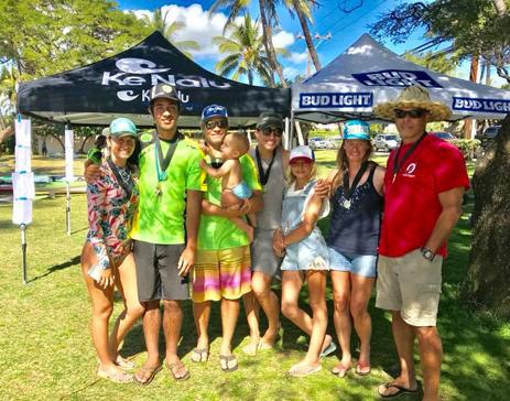 Maui Paddling Hui Race #1