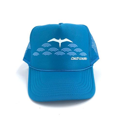 Kai Waʻa Wave + Iwa Trucker Hat