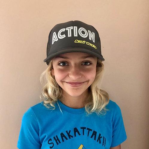 Kai Wa'a ACTION Trucker Hat