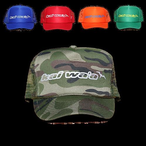 Kai Wa'a Trucker Hat