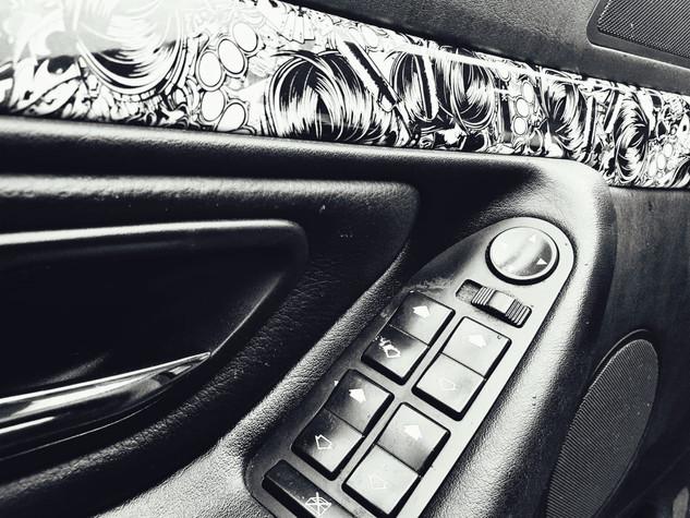 Auto Innenverkleidung