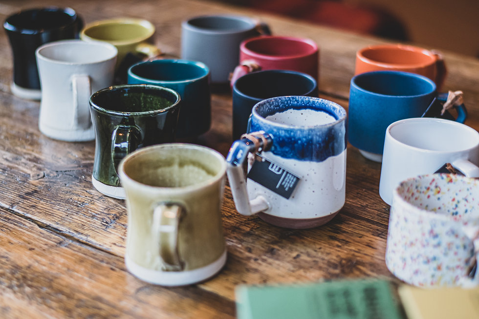 Unorthodox Roasters Japanese Mugs