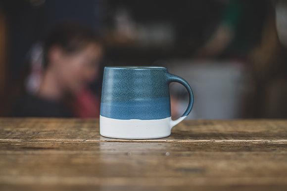 Hot Chocolate Mug - Navy
