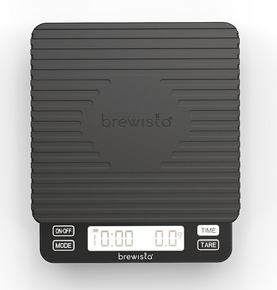 Bird's eye view of the Brewista Smart Scales V2 available at Unorthodox Roasters