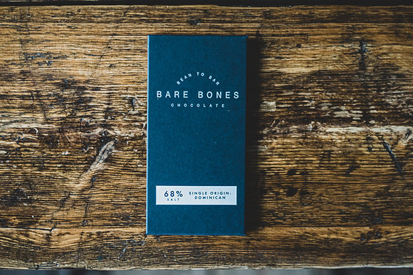 Bare Bones Dominican Salted Chocolate