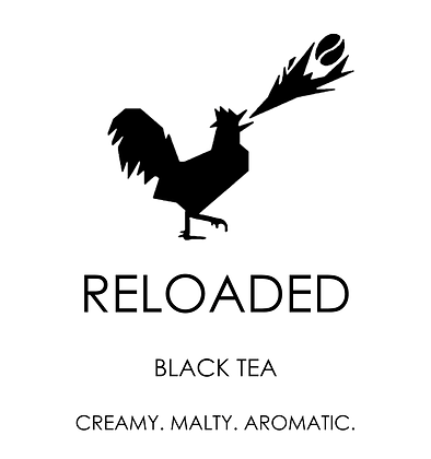 Reloaded black tea by Unorthodox Roasters