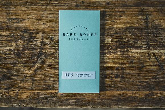 Bare Bones  Guatemalan Dark Chocolate