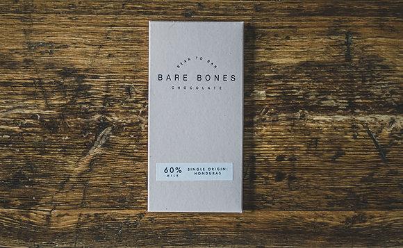 Bare Bones Honduran Milk Chocolate
