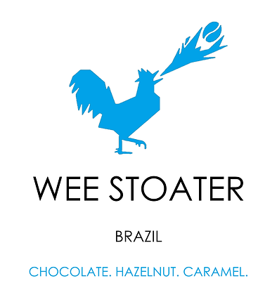 Wee Stoater Brazilian Coffee by Unorthodox Roasters