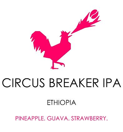 CIRCUS BREAKER IPA
