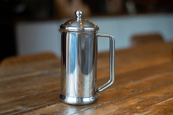 Stainless Steel French Press 0.7l